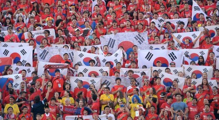 ซนกดสอง! เกาหลีใต้อุ่นเครื่องเชือดโคลอมเบีย 2-1