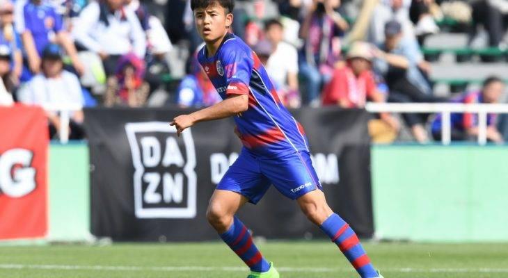 ฮีโรวัย 16! เมสซีญี่ปุ่นลีลาเหลือร้ายแหวกซัดชัยเกมบอลถ้วย (มีคลิป)