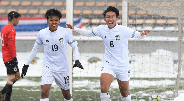 ฝ่าหิมะ! ช้างศึก U19 อัดมองโกเลีย 5-2 ฟุตบอลชิงแชมป์เอเชีย
