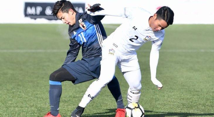 รอลุ้นเข้ารอบ! ช้างศึก U19 พ่ายญี่ปุ่น 2-1 ส่งท้ายคัดเอเชีย