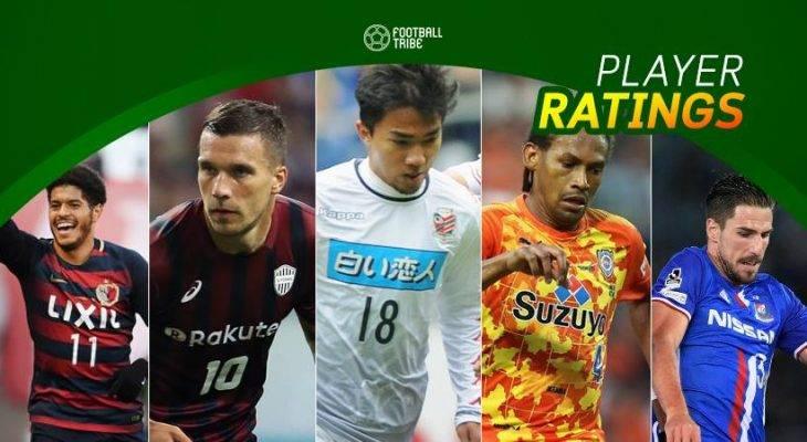 THE RATINGS: ตัดเกรดแข้งต่างชาติลุยเจ1ลีกปีแรก