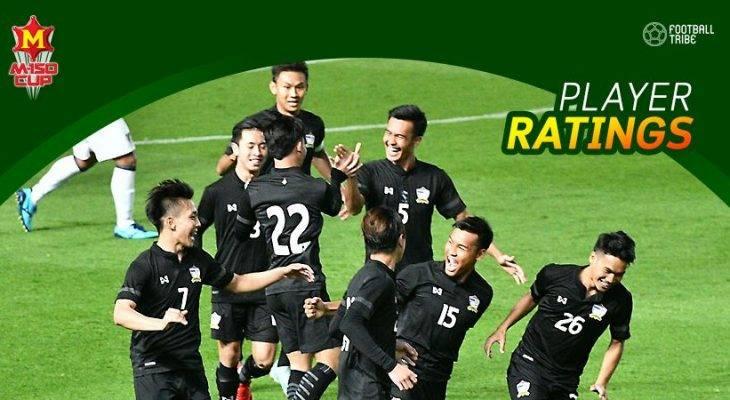 THE RATINGS: ประกาศผลงานช้างศึกU23เกมผงาดดับญี่ปุ่นศึกM-150 Cup