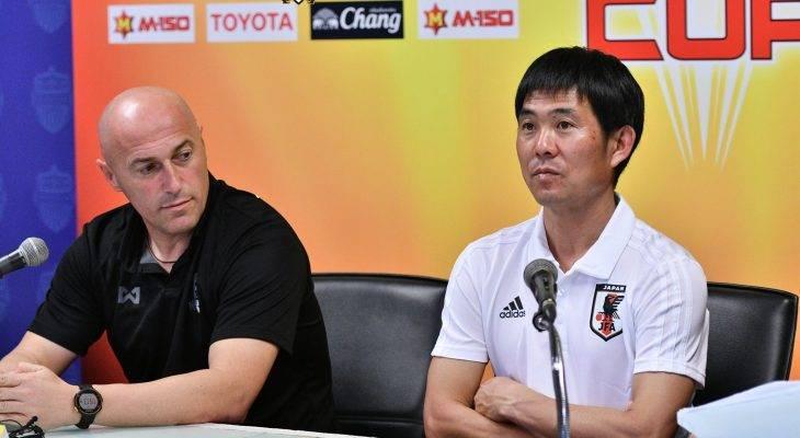 ฮาจิเมะ โมริยาสุ : เราต้องชนะไทยทั้ง M-150 คัพ และชิงแชมป์เอเชียปีหน้า