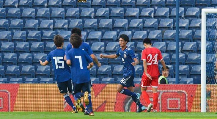 ใส่ไม่ยั้ง! โสมแดง9คนพ่ายญี่ปุ่น 4-0 ศึกM-150 Cup