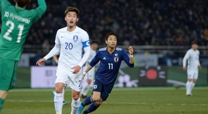 เจ้าภาพกร่อย! เกาหลีใต้รัวญี่ปุ่นยับ 4-1 ปาดหน้าซิวแชมป์เอเชียตะวันออก