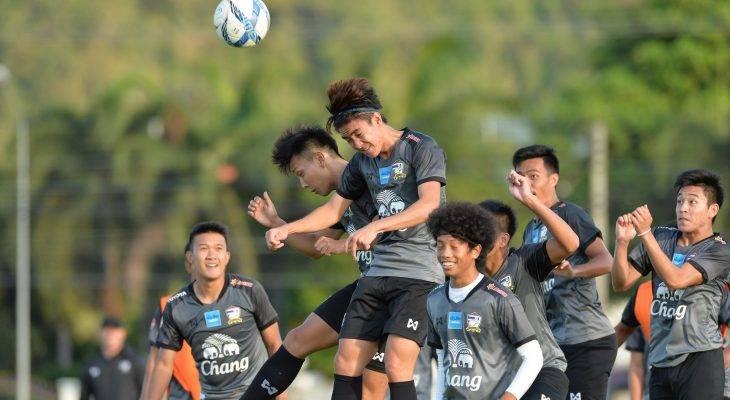 จักรกฤษณ์เบอร์17! เผยเบอร์เสื้อช้างศึก U23 สู้ศึก M-150 Cup 2017