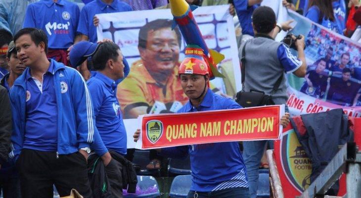 ปัญหาเดิม!แชมป์ลีกเวียดนามอกหักชวดสิทธิ์เล่น ACL 2018