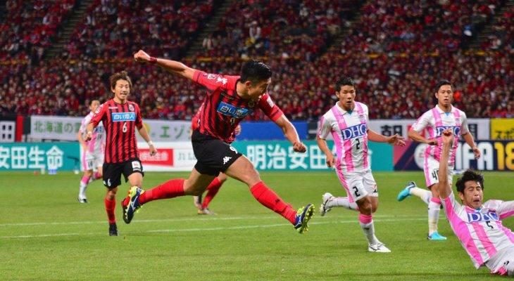 ส่งท้ายชูเฮ! คอนซาโดเลเชือดซางัน 3-2 เจลีกนัดปิดฤดูกาล