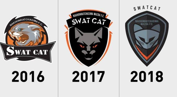 แมวโรบอท!สวาทแคทเปลี่ยนโลโก้ใหม่ 2018