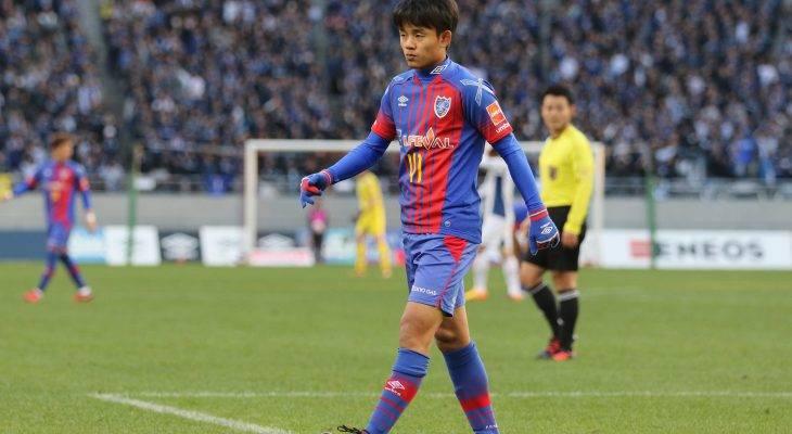 ฟอร์มฮอต! คุโบะเบิ้ลพาโตเกียวดับแชมป์อินโด 4-2 คว้าชัยเจลีกเอเชียแชลเลนจ์
