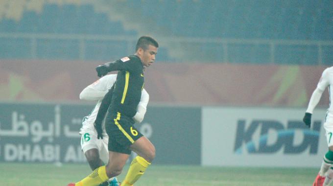 ชาติแรกอาเซียน! มาเลย์เชือดซาอุ 1-0 ทะลุ 8 ทีม AFC U23 (มีคลิป)