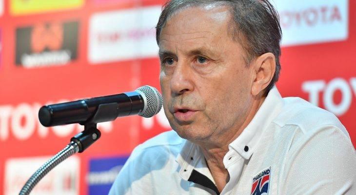 ไม่ให้ขาดช่วง! ราเยวัชวอนทีมไทยลีกปล่อยแข้งเก็บตัวที่ยุโรปปลาย พ.ค.