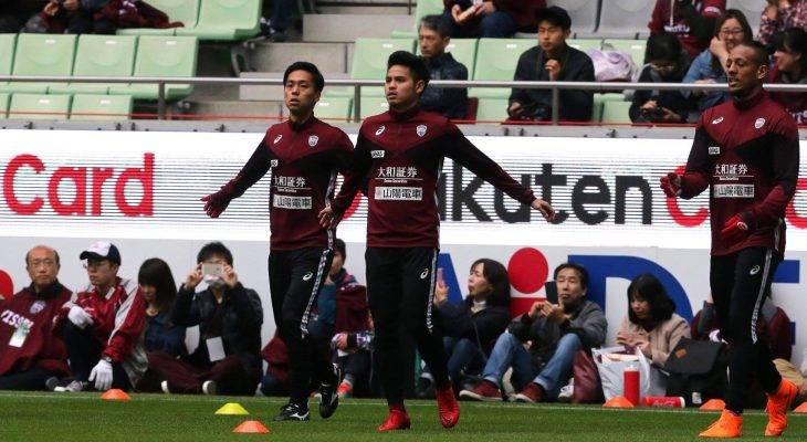 ไร้ชื่ออุ้ม! สื่อญี่ปุ่นคาด 11 ตัวจริงโกเบบุกเยือนเรย์โซล