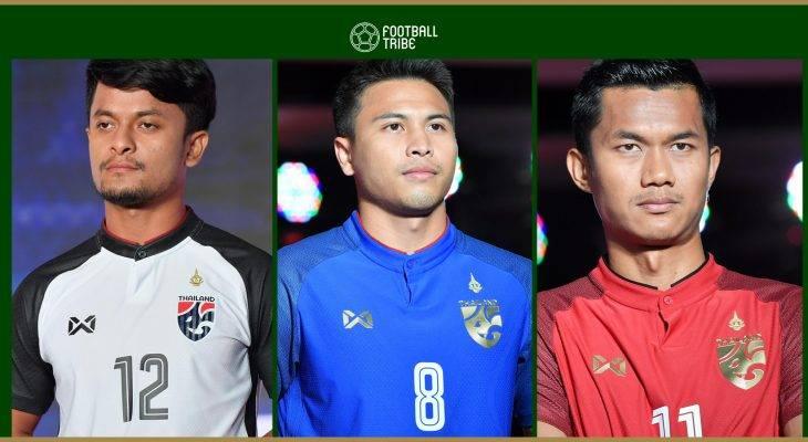 ประเดิมคิงส์คัพ! วอริกซ์เปิดตัวเสื้อทีมชาติไทยปี 2018