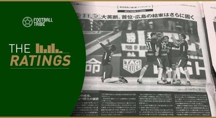 เล่นไม่กลัวใคร! หนังสือพิมพ์ญี่ปุ่นตัดเกรดแข้งไทยเกมเจลีกนัดที่ 7