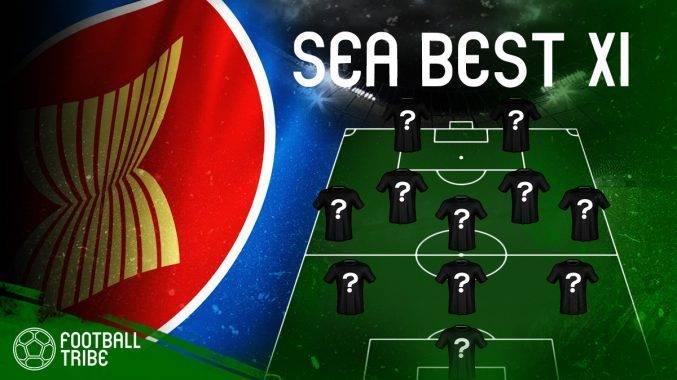 TRIBE SEA BEST XI: ทีมอาเซียนยอดเยี่ยมประจำสัปดาห์ (31 มี.ค.-2 ม.ษ.)