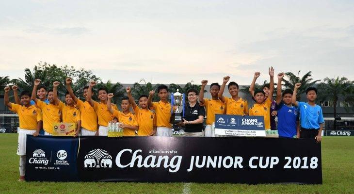 BCC ซิวแชมป์ช้างจูเนียร์สนามสุดท้าย ควง2ทีมลิ่วรอบระดับประเทศ