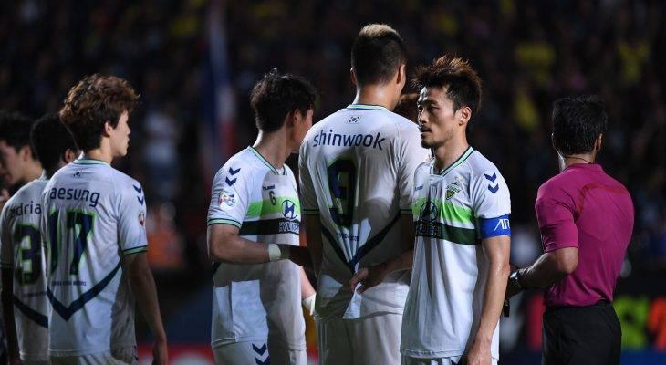 เกาหลีเจอกันเอง! เปิดผลจับสลากประกบคู่รอบ 8 ทีม ACL2018