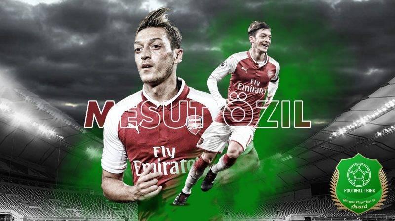Mesut Özil kami rasa layak