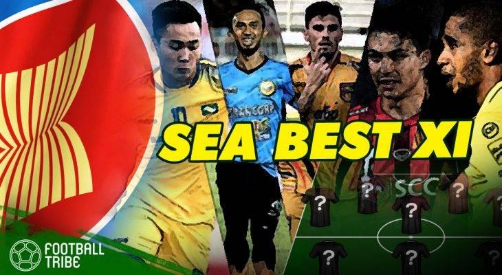 TRIBE SEA BEST XI: ทีมอาเซียนยอดเยี่ยมประจำสัปดาห์ (8-14 พ.ค.)
