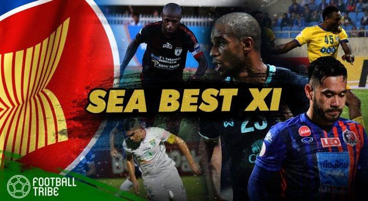 TRIBE SEA BEST XI: ทีมอาเซียนยอดเยี่ยมประจำสัปดาห์ (14-21 พ.ค.)