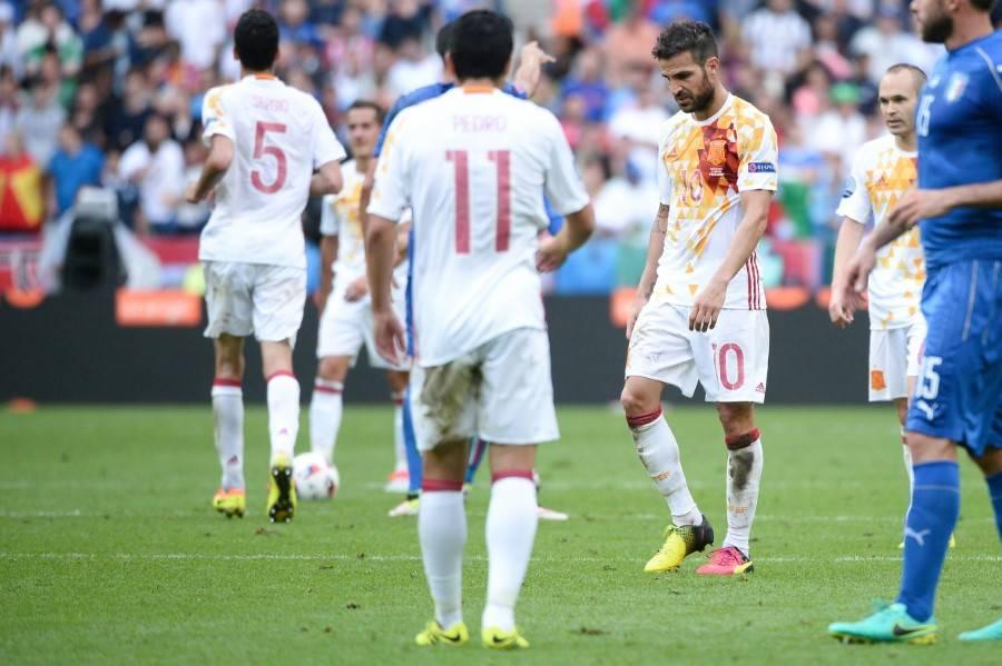กระทิงอดดุ: 11 ยอดแข้งสเปนหลุดโผลุยบอลโลกรัสเซีย