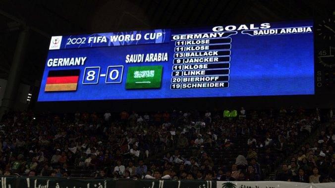 ชอกช้ำระกำทรวง: 7 แมตช์สุดย่อยยับของทีมเอเชียในฟุตบอลโลก