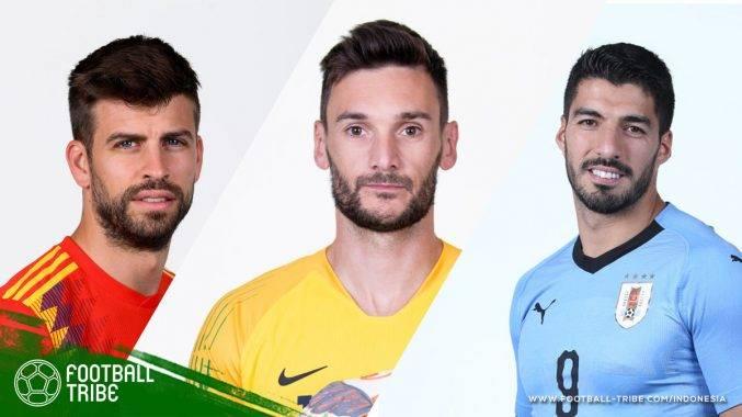 ครบแล้วจ้า: 6 แข้งฉลองติดทีมชาติครบ 100 นัดในฟุตบอลโลก 2018