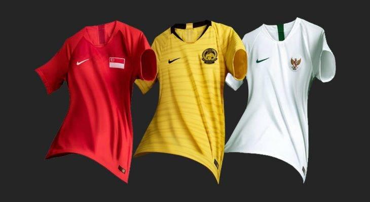 ไนกี้จัดให้! สามชาติอาเซียนเปิดตัวชุดแข่งใหม่ใส่ลุยซูซูกิคัพ