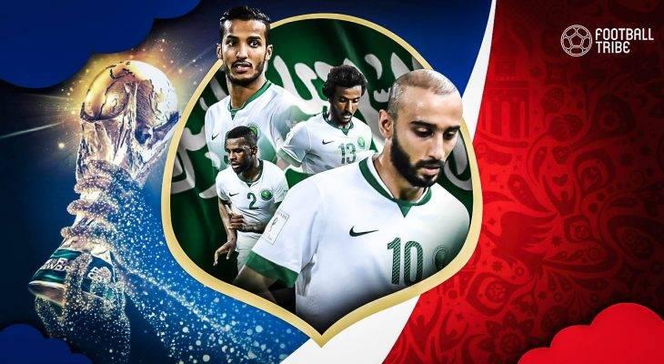 ก่อนลุยรัสเซีย: 6 ที่สุดผลงานซาอุฯในเวทีฟุตบอลโลก