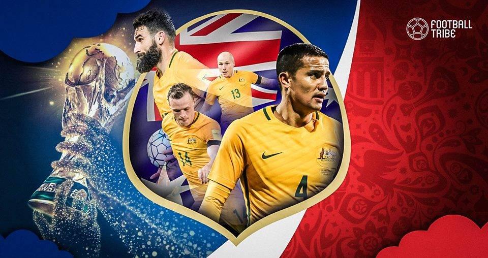 ก่อนลุยรัสเซีย: 6 ที่สุดผลงานออสเตรเลียในเวทีฟุตบอลโลก