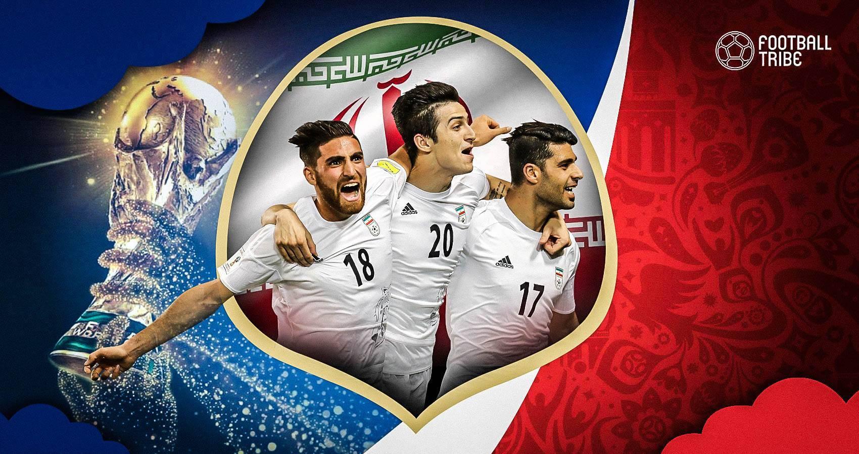 ก่อนลุยรัสเซีย: 6 ที่สุดผลงานอิหร่านในเวทีฟุตบอลโลก