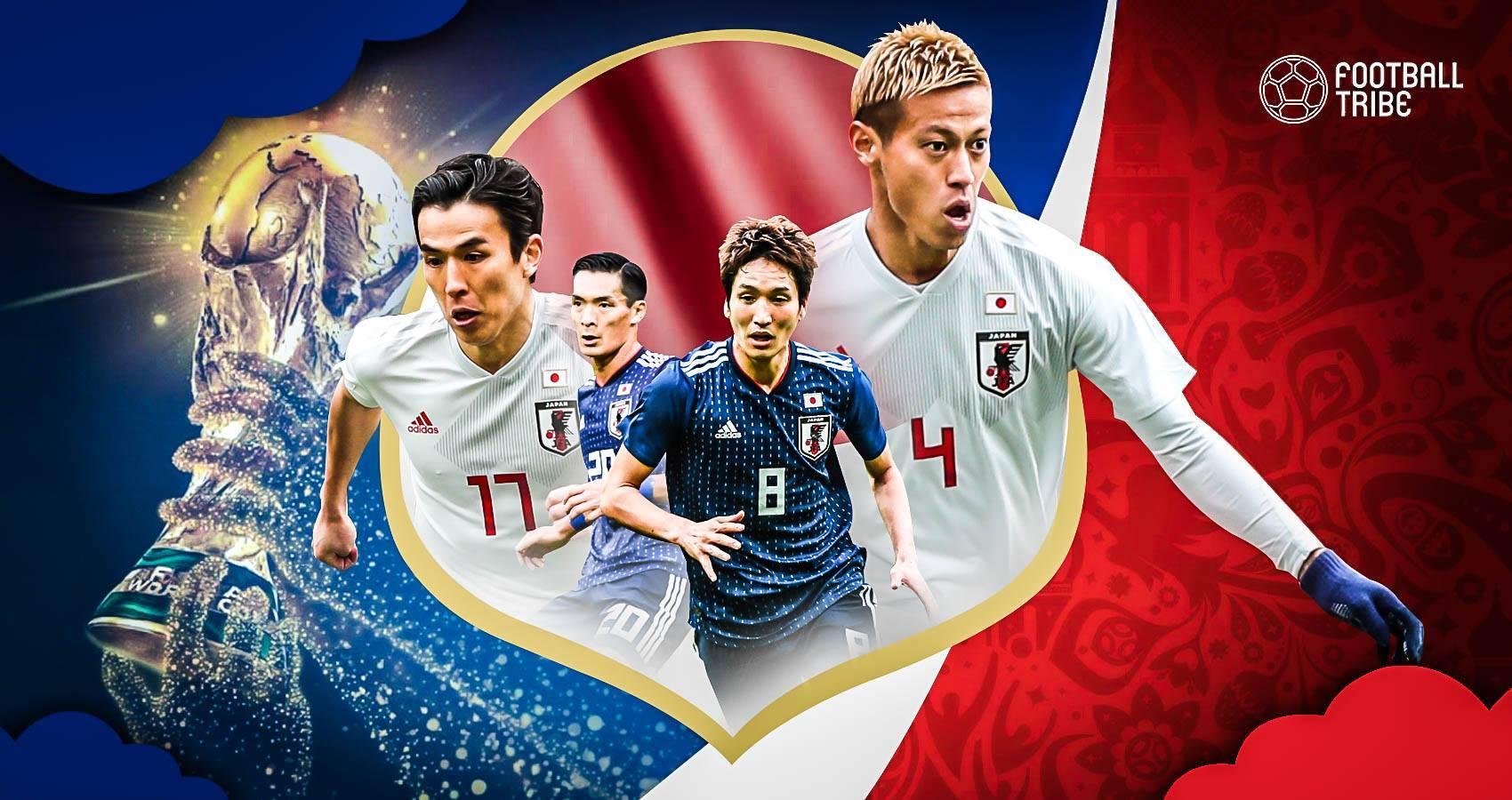 ก่อนลุยรัสเซีย: ยอดเยี่ยม-ยอดแย่ผลงานญี่ปุ่นในเวทีฟุตบอลโลก