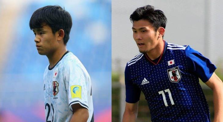 """มองอนาคต! """"เมสซี่ญี่ปุ่น"""" ร่วมแคมป์บอลโลกแม้ไร้ชื่อ"""
