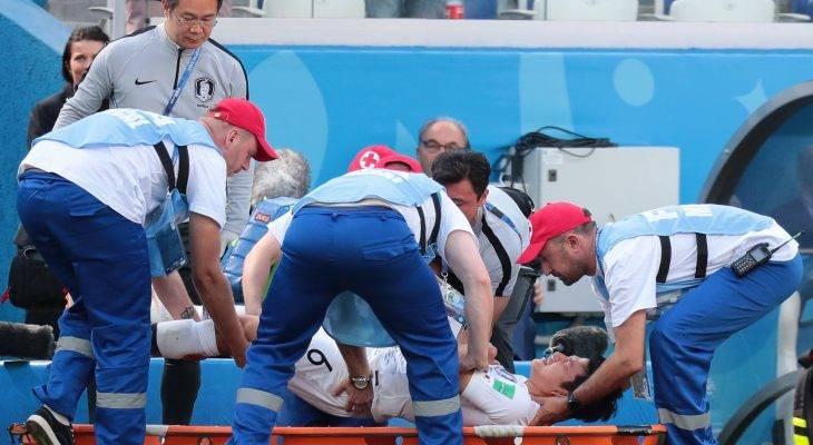ดวงแตก! จูโฮเจ็บต้นขาหลังส่อชวดโสมขาวลุยบอลโลก