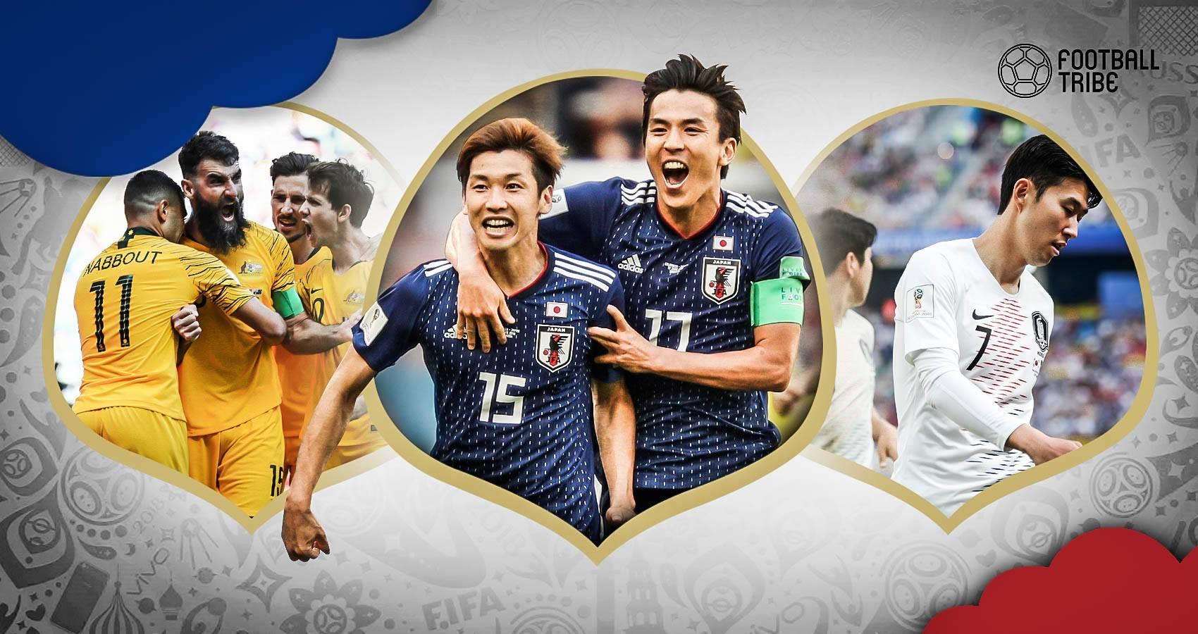 ใครมีลุ้น-ใครหมดหวัง: เช็คผลงานนัดแรกทีมเอเชียบอลโลก 2018