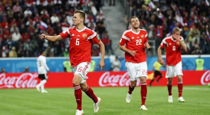 ซาลาห์ช่วยไม่ไหว! รัสเซียรัวอียิปต์ 3-1 จ่อทะลุน็อคเอาท์