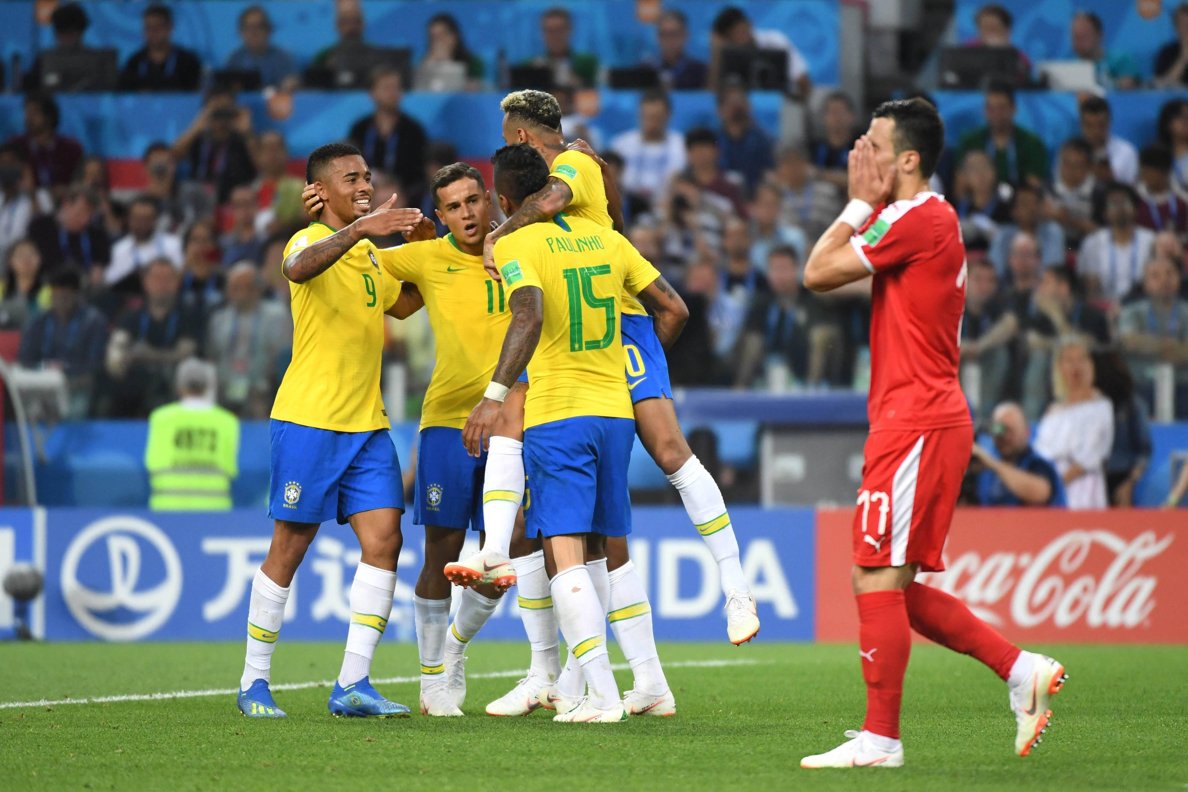 สามนัดยังไม่แพ้! 5 ประเด็นชวนรู้หลังบราซิลทุบเซอร์เบีย 2-0 จบแชมป์กลุ่ม