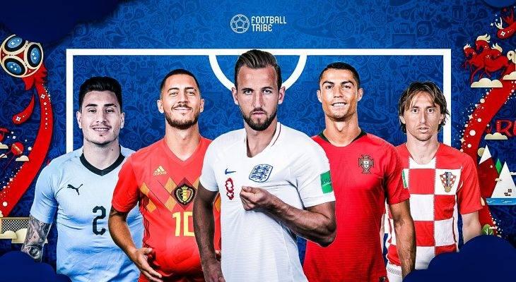 TRIBE XI  : ทีมยอดเยี่ยมฟุตบอลโลก 2018 รอบแบ่งกลุ่ม