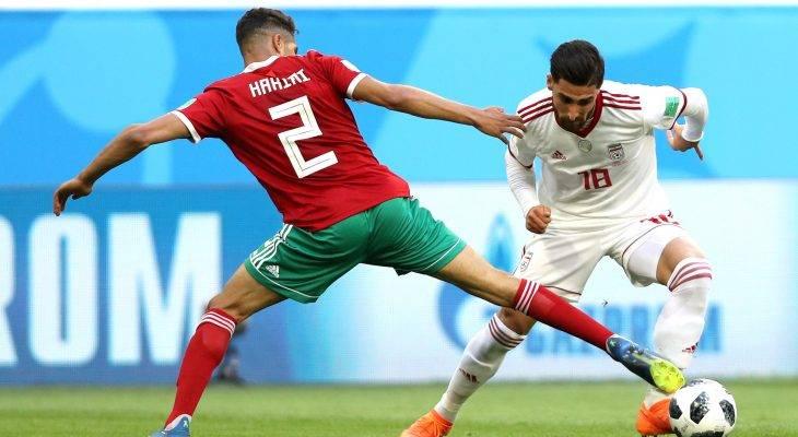 3แต้มทีมแรกของเอเชีย! โมร็อกโกสงเคราะห์ประตูให้อิหร่านเฉือนท้ายเกม