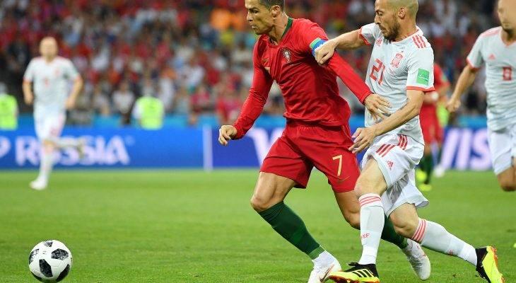 นี่สิฟุตบอลโลก !โรนัลโด้ซัดแฮตทริกโปรตุเกสไล่เจ๊าสเปน 3-3
