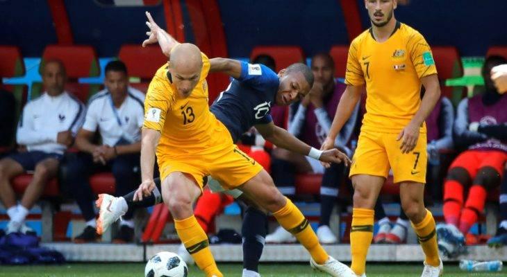 VAR, Goal Line มาครบ! ฝรั่งเศสเปิดซิงชนะออสซี่ 2-1