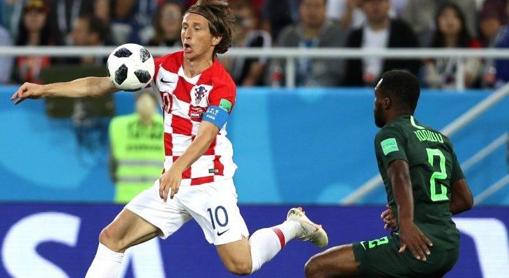 ชุดสวยไม่ช่วยอะไร!โครเอเชียเปิดหัวบอลโลกหรูสอยไนจีเรีย 2-0