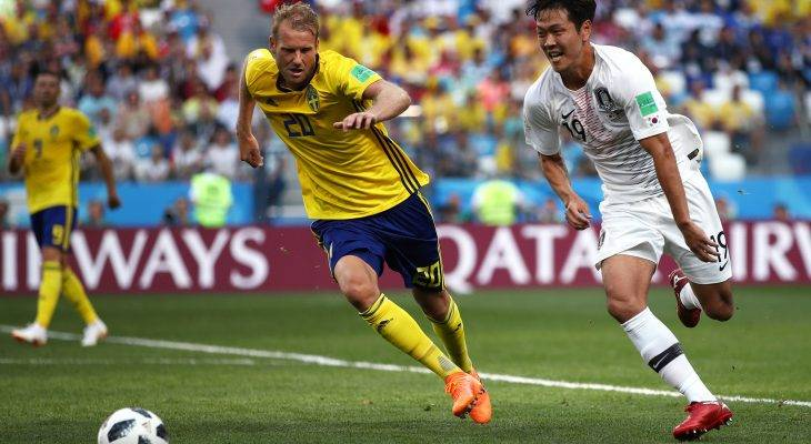 ไร้อิบราแล้วไง! สวีเดนได้จุดโทษVARเฉือนโสมขาว 1-0