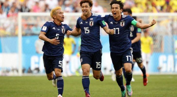 เปิดหัวสวย! โอซาโกะโขกญี่ปุ่นเฉือนโคลอมเบีย 10 คน 2-1