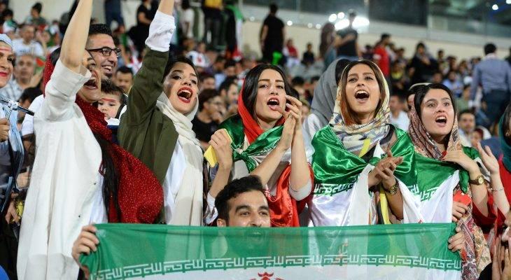 วันนี้ที่รอคอย! อิหร่านไฟเขียวให้ผู้หญิงเข้าชมบอลโลกครั้งแรกในรอบ 39 ปี