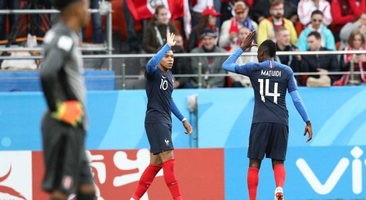 ตราไก่ตีตั๋ว! 5 สถิติที่น่าสนใจหลังเกมฝรั่งเศสเฉือนเปรู 1-0