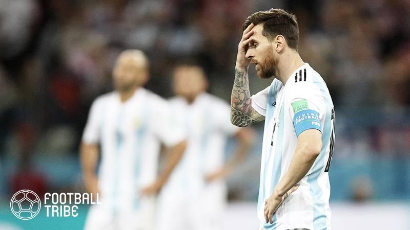 ฟ้าขาวสิ้นลาย: 5 เหตุผลที่อาร์เจนติน่าโชว์ฟอร์มไม่ออกในฟุตบอลโลก 2018