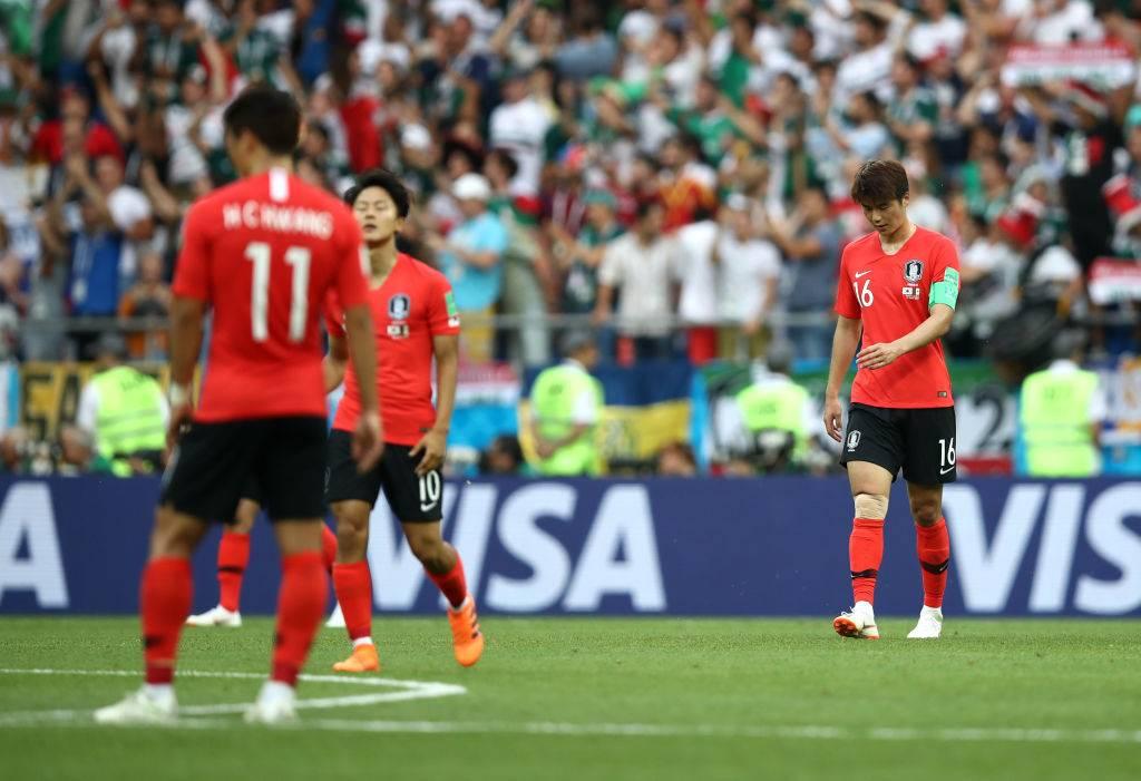 โอป้าคอตก! 5 สถิติน่าสนใจเกาหลีใต้แพ้เม็กซิโกลุ้นเข้ารอบเหนื่อย