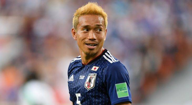 นางาโตโมะ : ฮอนดะจะเป็นตาแก่ที่ผลงานดีในบอลโลก